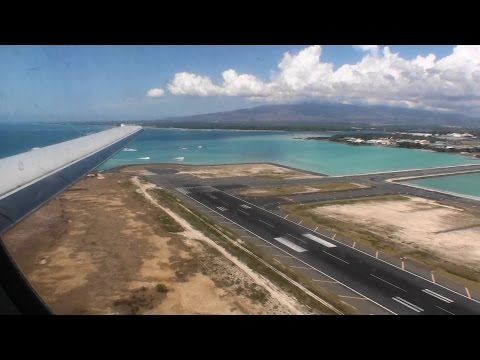 Incredible HD Boeing 717 Landing At Honolulu International Airport!!!
