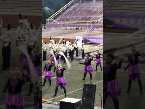 Smithfield Selma High School MARCHING band