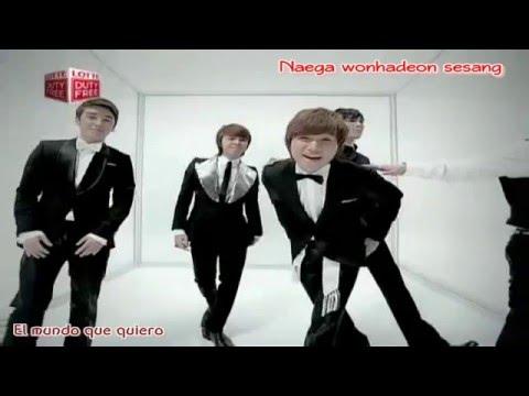 Song Seung Hun, Park Yong Ha, Ji Sung, Bi Rain, Kang Ji Hwan y Big Bang  - So I´m Loving You  CF