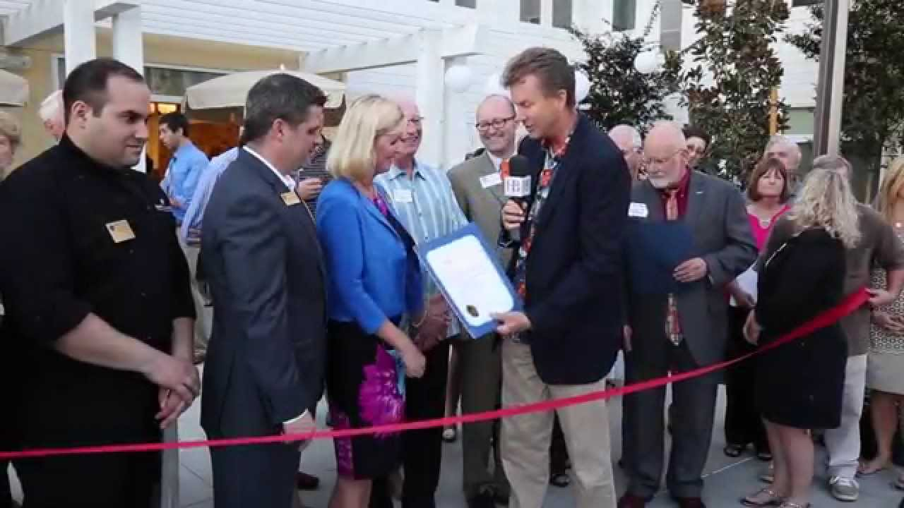 Merrill Gardens at Huntington Beach grand opening YouTube
