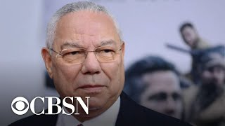Reflecting on the life and legacy of Colin Powell