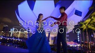 [婚紗攝影] 新加坡婚紗MV微電影/空拍/夜拍/小巴老師攝影
