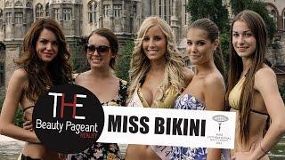 Hungary 2014 bikini miss Miss Universe