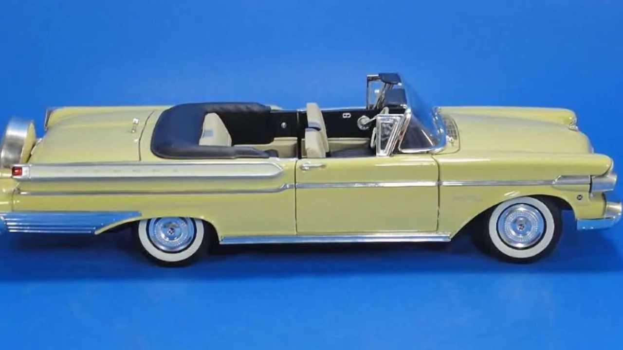 1957 mercury turnpike cruiser pace car convertible - 1957 Mercury Turnpike Cruiser