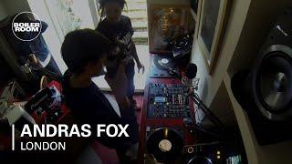 Andras Fox Boiler Room London DJ Set