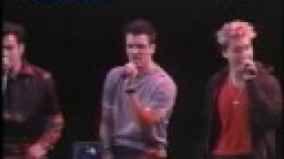 NSYNC Japan Showcase Live 03/29/03 at Yebisu Garden Hall (Tokyo)