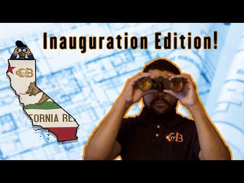 Inauguration Edition! I CBTV Sacramento with Logan Williams