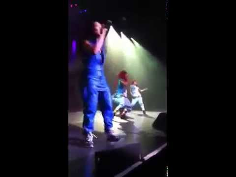 TLC - Fanmail (I Get Lonely Too) & Silly Ho Live In Canada