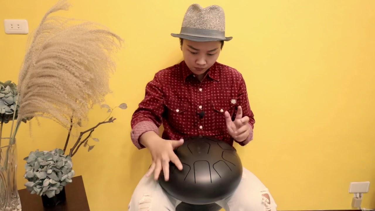 Winter - steel tongue drum/tank drum/handpan/天鼓/空靈鼓/忘憂鼓/色空鼓/鋼舌鼓