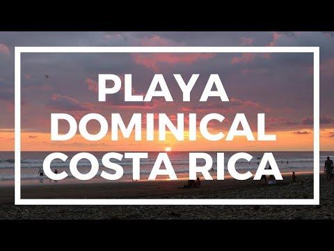 playa dominical costa rica map Driving Around Playa Dominical Costa Rica Youtube playa dominical costa rica map
