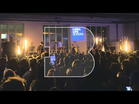 Everything Everything - Don't Try | A Nokia Lumia Live Session