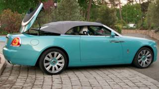 Наши тесты. Вып. 888. Rolls-Royce Dawn