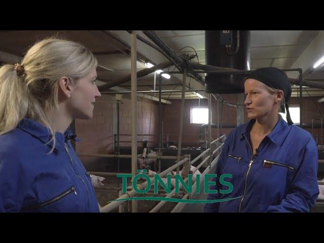 Tönnies Agrarblog: Landwirtin Judith führt ihren Hof in Eigenregie