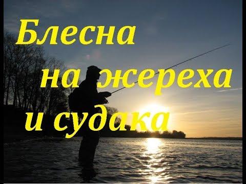 Блесна на жереха своими руками — Здесь рыба
