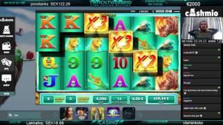 Mr.Casino - I LOVE RAGING RHINO!!!