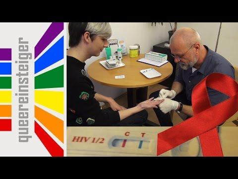 Der anonyme HIV-Test