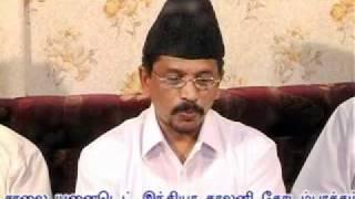 MaaNabi (Sal) avargal thantha Unmai Islam Ep:27 Part-1 (24/01/2010)