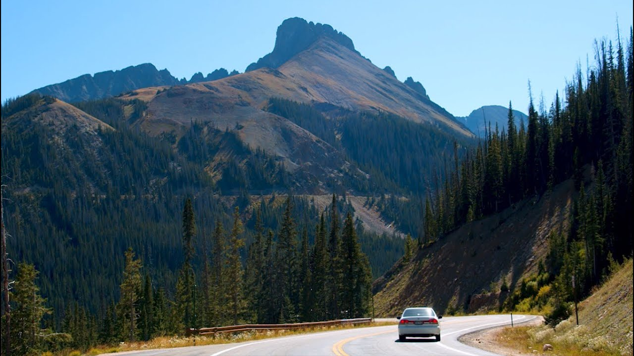 Colorado's 26 Scenic & Historic Byways