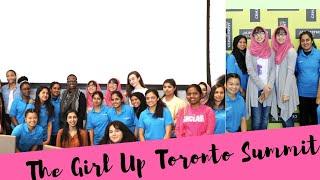 The Girl Up Toronto Summit!