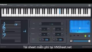 Sheet Music Hãy Tin Anh Lần Nữa (MIDI)