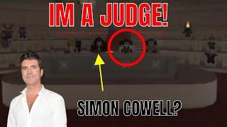 I BECOME A JUDGE! II Roblox Got Talent