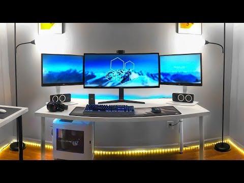 Video Editing Setups (ft. Matt Graham) - Pimp My Setup S3E9