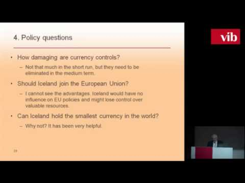 Martin Wolf about Iceland and the EU