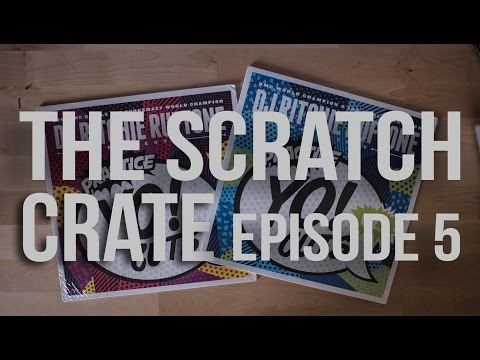 The Scratch Crate - Episode 5 (Practice Yo Cuts vol 1 & 2)