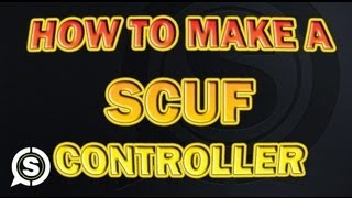 How To Make A Scuf Controller Xbox 360 For $1 - Part 1