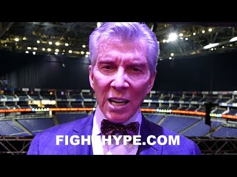 MICHAEL BUFFER REACTS TO GOLOVKIN AND CANELO BEEF OVER CHEATING CLAIM: