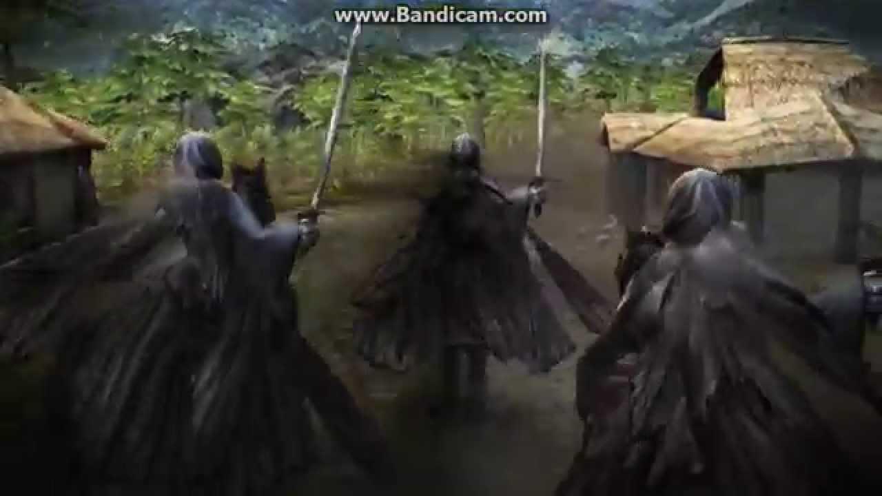 魔戒 中土戰爭2 開頭動畫 - YouTube