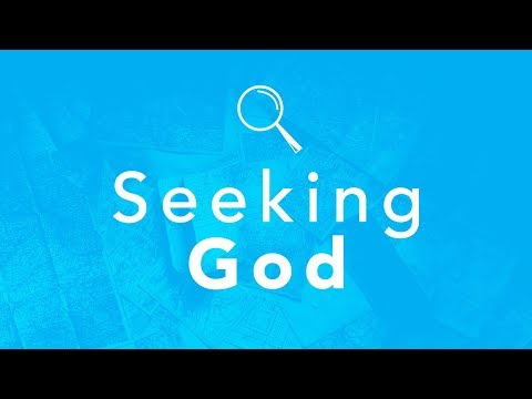 Seeking God - Bruce Downes The Catholic Guy