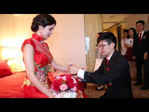 Wedding In China