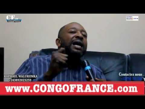 RDC: VIOLATION DE LA CONSTITUTION  TOKOMI WAPI, BA ACCORDS YA KABILA, KAMERHE KODJO