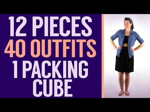 Packing Light: How to Pack for Two Months in a Carry-On (CC)