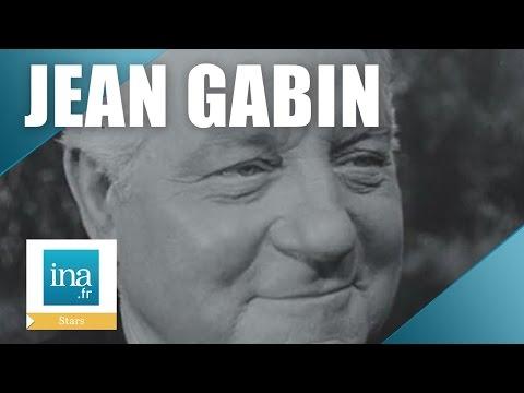 Qui était Jean Gabin ? | Archive INA