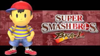 Repeat youtube video Super Smash Bros Brawl -Onett - (HD)