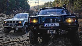 "RC Toyota Hilux LWB & Toyota ""Chrupek"" Hilux 4WD / RC SCALE OFF-ROAD"