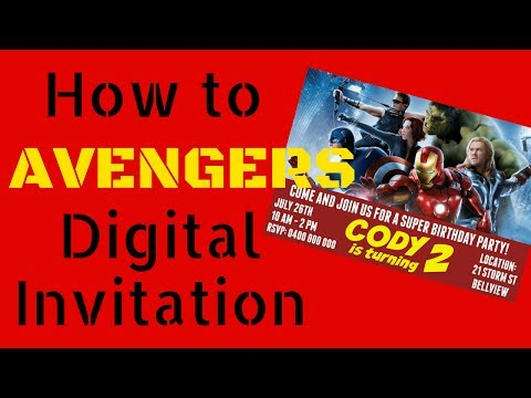 avengers-digital-invitation-how-to-make