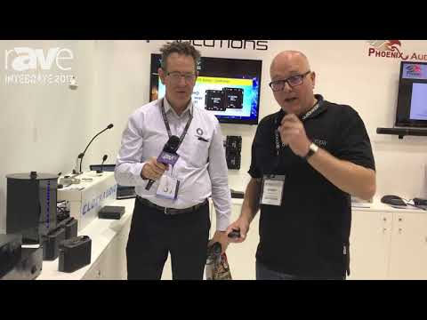 Integrate 2017: Humantechnik AUDIOropa Features Proton SP100 Wireless Transmission System