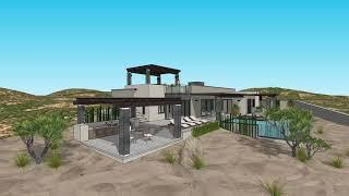 Casa de los Ciruelos Model Home