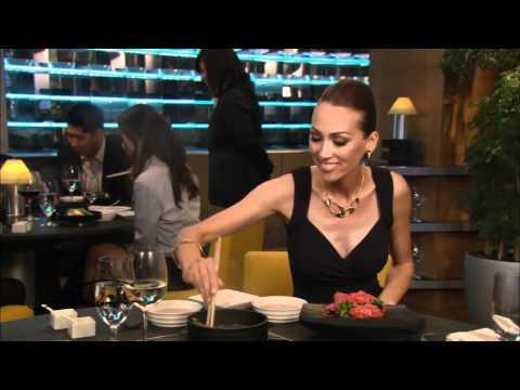 ARIA Hotel Fine Dining Restaurants