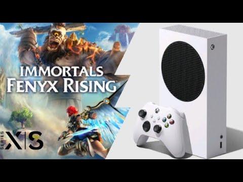 Как выглядит Immortals: Fenyx Rising на Xbox Series X, Xbox Series S и Xbox One S