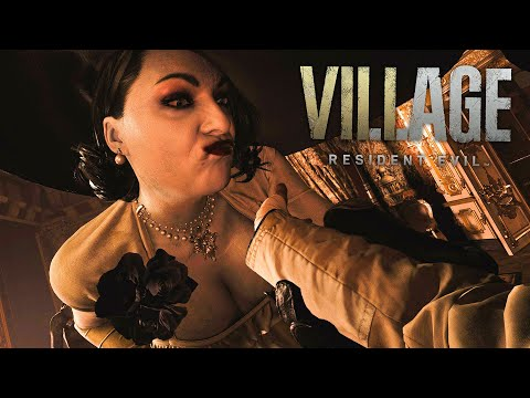 SIE WILL MICH ESSEN! - Resident Evil Village
