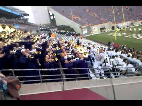 JMU Fight Song After Beating Virginia Tech 21-16