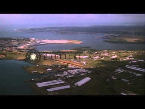 Border between Republic of Panama and Panama Canal Zone HD Stock Footage   YouTube