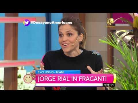 Jorge Rial In Fraganti en Miami