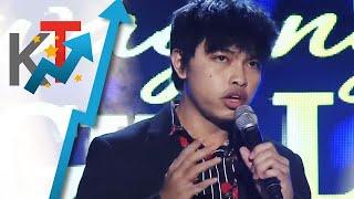 JM Yosures sings Take Me To Church in Tawag ng Tanghalan