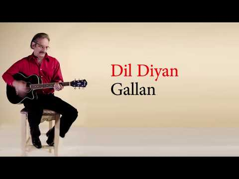 Dil Diyan Gallan Guitar Instrumental. 🔴 ⚫