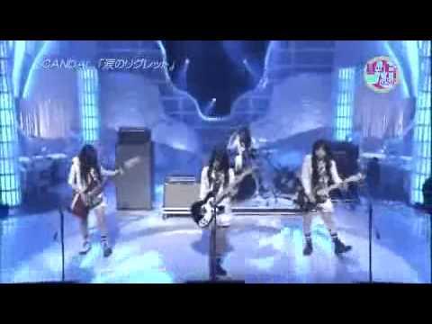 SCANDAL - Namida no Regret live